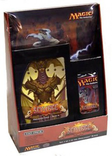 MtG Trading Card Game Scourge Fat Pack