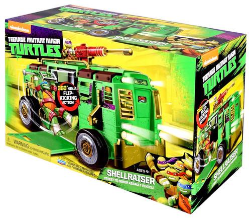 Teenage Mutant Ninja Turtles Nickelodeon Shellraiser Action Figure Vehicle [Version 2]