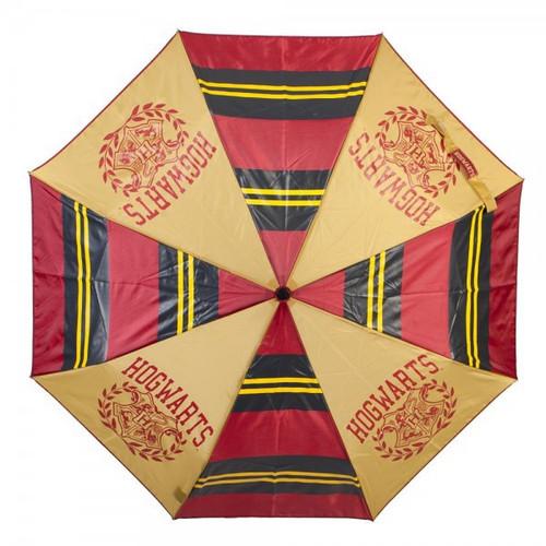 Harry Potter Hogwarts Panel Umbrella Apparel