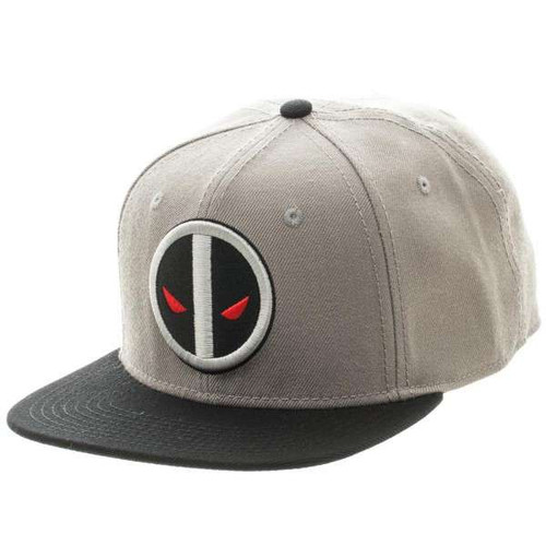 Marvel Deadpool X-Force Snapback Cap Apparel