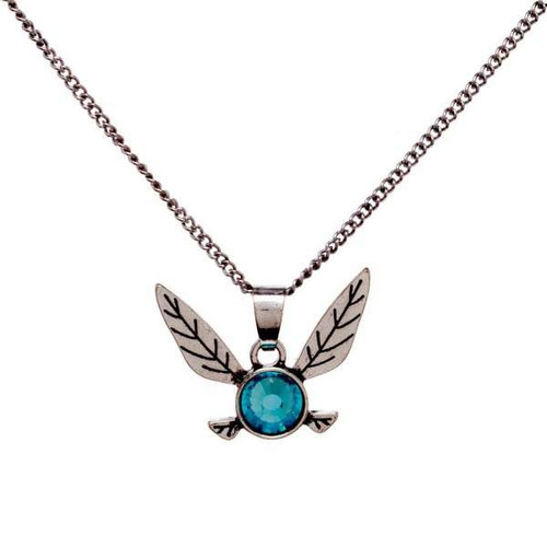 The Legend of Zelda Navi Necklace