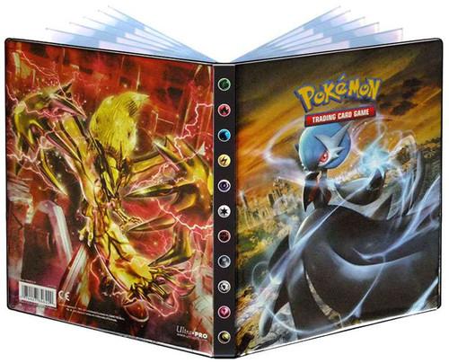 Ultra Pro Pokemon Trading Card Game Card Supplies Gardevoir & Yveltal 9-Pocket Binder