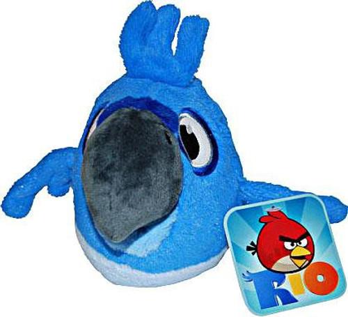 Angry Birds Rio Blu 8-Inch Plush [Talking]