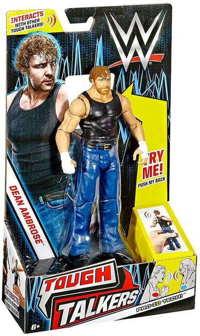 WWE Wrestling Tough Talkers Dean Ambrose Action Figure