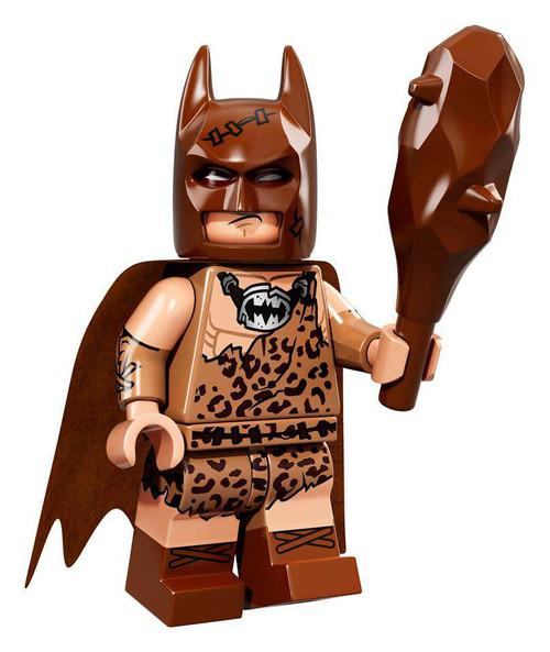 DC LEGO Batman Movie Clan of the Cave Batman Minifigure [Loose]