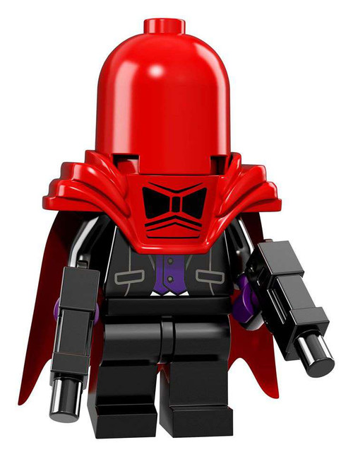 DC LEGO Batman Movie Red Hood Minifigure [Loose]