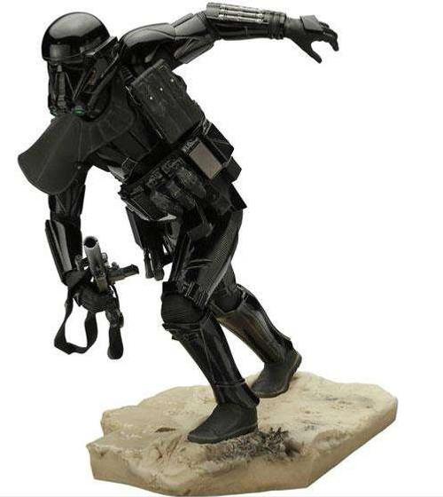 Star Wars Rogue One ArtFX+ Death Trooper Statue