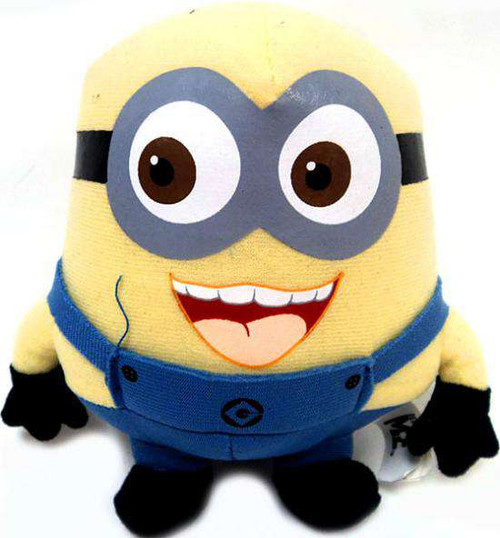 Despicable Me 2 Jorge 5-Inch Plush Figure