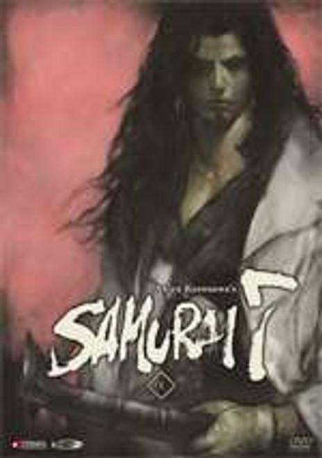 Samurai 7 DVD [Volume 1]