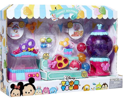 Disney Tsum Tsum Tsweet Boutique Exclusive Playset