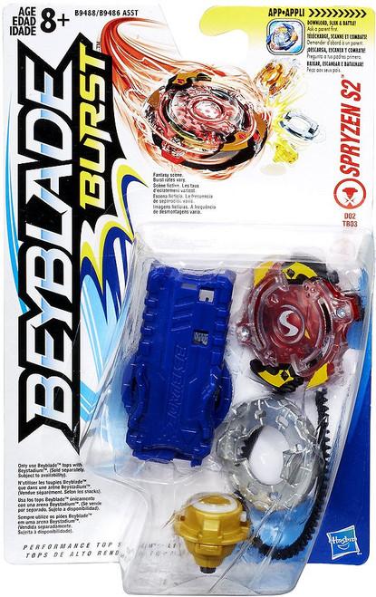 Beyblade Burst Spryzen S2 Starter Pack