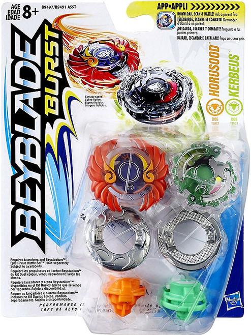 Beyblade Burst Horusood & Kerbeus Dual Pack