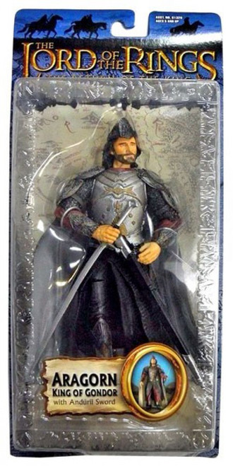 The Lord of the Rings The Return of the King Series 2 Aragorn Action Figure [King of Gondor]