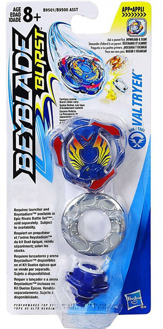 Beyblade Burst Valtryek Single Top