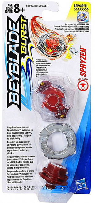 Beyblade Burst Spryzen Single Top