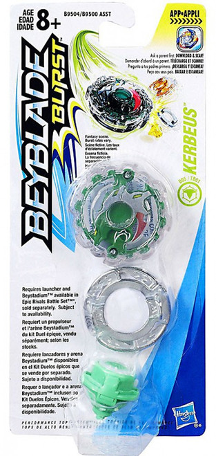 Beyblade Burst Kerbeus K1 Single Top