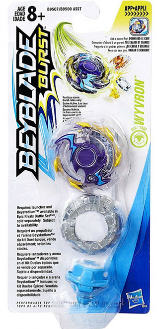 Beyblade Burst Wyvron W1 Single Top