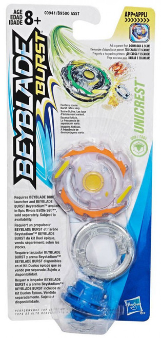 Beyblade Burst Unicrest Single Top