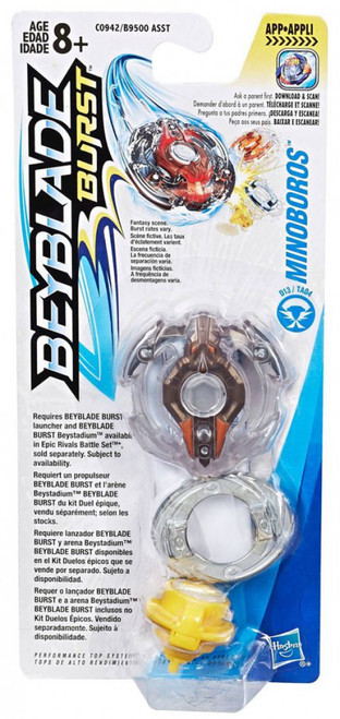 Beyblade Burst Miniboros Single Top