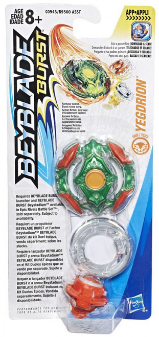 Beyblade Burst Yegdrion Single Top