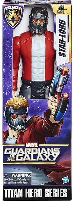 Marvel Guardians of the Galaxy Vol. 2 Titan Hero Series Star-Lord Action Figure