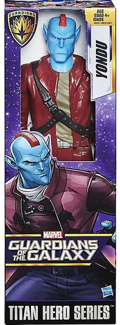 Marvel Guardians of the Galaxy Vol. 2 Titan Hero Series Yondu Action Figure