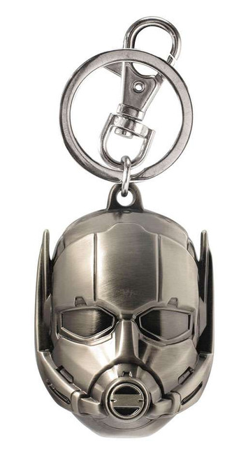 Marvel Ant Man Head Pewter Key Ring