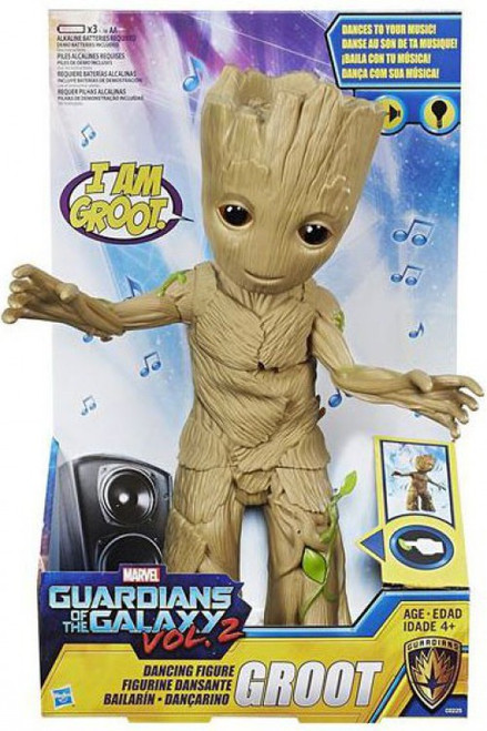 Marvel Guardians of the Galaxy Vol. 2 Dancing Groot Action Figure