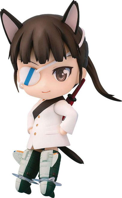 Strike Witches Nendoroid Mio Sakamoto Action Figure