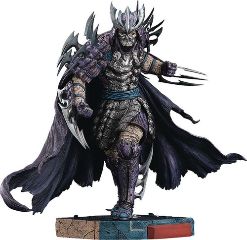 Teenage Mutant Ninja Turtles Shredder 7.9-Inch PVC Statue