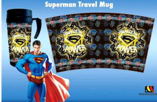 Superman Returns Travel Mug
