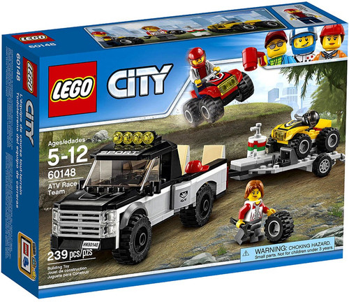 LEGO City ATV Race Team Set #60148