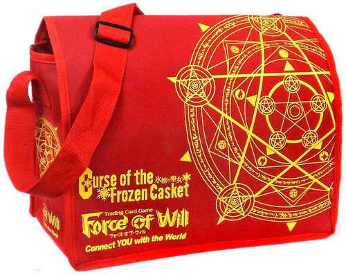 Force of Will Curse of the Frozen Casket Bag