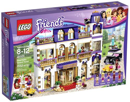 LEGO Friends Heartlake Grand Hotel Set #41101