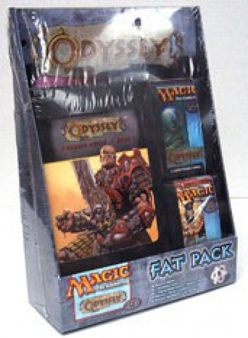 MtG Trading Card Game Odyssey Fat Pack