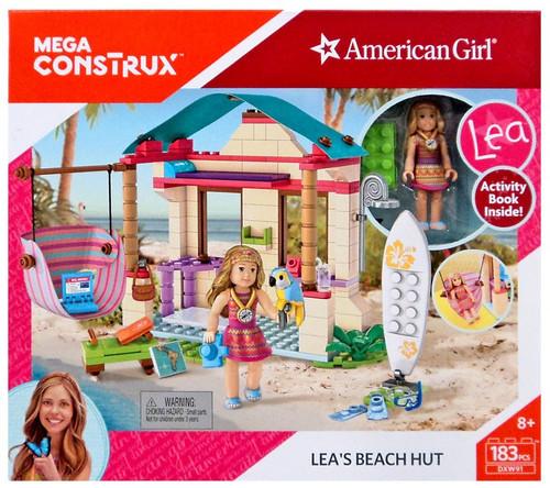 American Girl Lea's Beach Hut Set