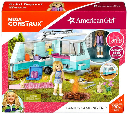 American Girl Lanie's Camping Trip Set