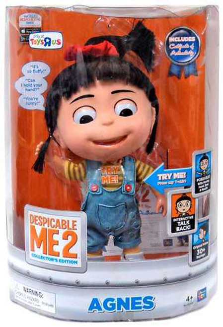 Despicable Me 2 Agnes Exclusive 11-Inch Talking Figure [Damaged Package]