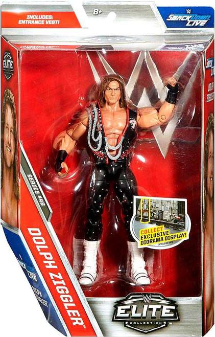 WWE Wrestling Elite Collection Series 48 Dolph Ziggler Action Figure [Entrance Vest]