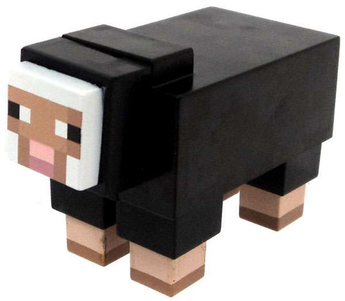 Minecraft Black Sheep Figure [Loose]