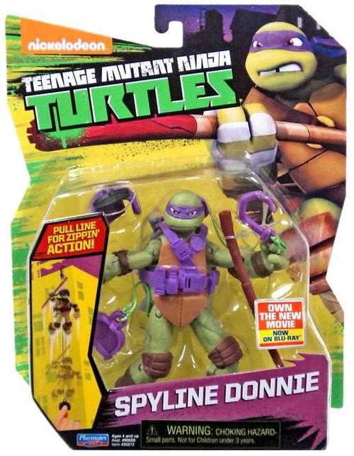 Teenage Mutant Ninja Turtles Nickelodeon Spyline Donnie Action Figure