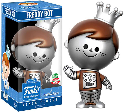 Funko POP! Freddy Bot Vinyl Figure