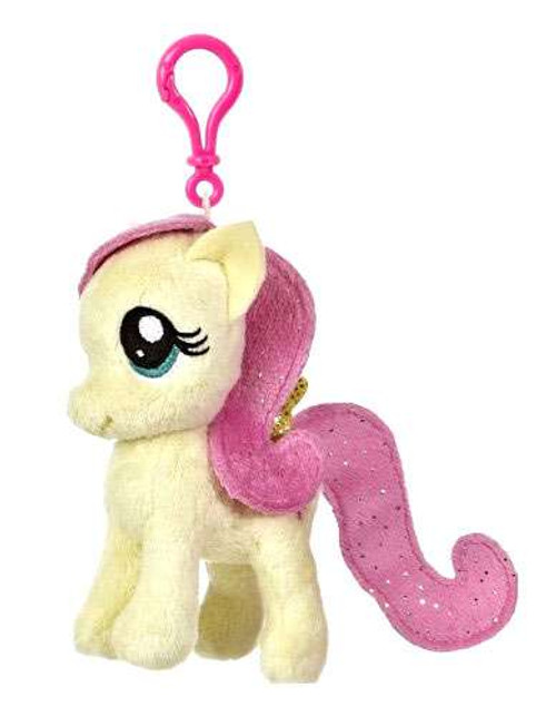 My Little Pony Friendship is Magic 4.5 Inch Fluttershy Plush Clip On