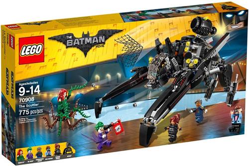 LEGO DC The Batman Movie The Scuttler Set #70908
