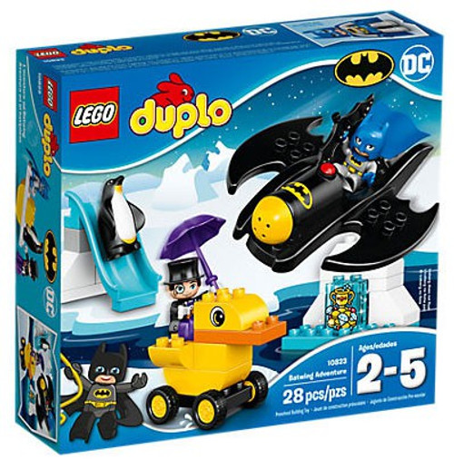 LEGO DUPLO Batman Batwing Adventure Set #10823