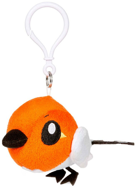 Pokemon Fletchling Exclusive 3-Inch Plush Key Chain