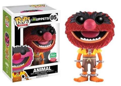 Funko The Muppets POP! TV Animal Vinyl Figure #05 [Flocked]