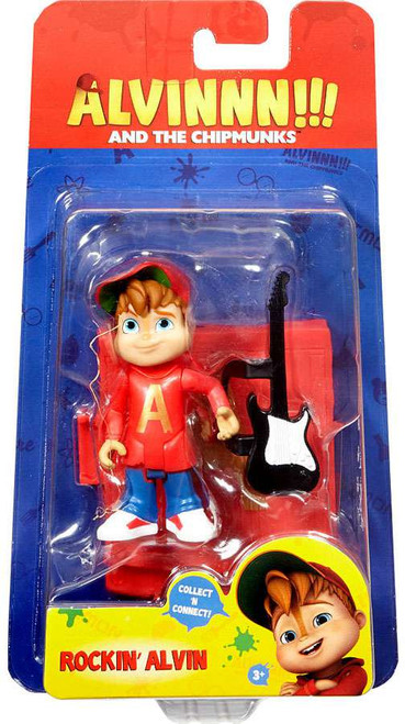 Fisher Price Alvin & the Chipmunks Rockin' Alvin Action Figure
