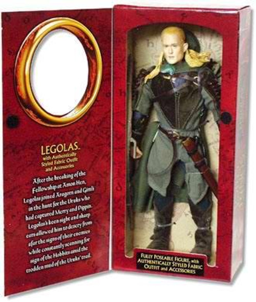 The Lord of the Rings The Two Towers Legolas Deluxe Action Figure