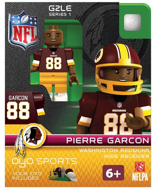 Washington Redskins NFL Generation 2 Series 1 Pierre Garcon Minifigure